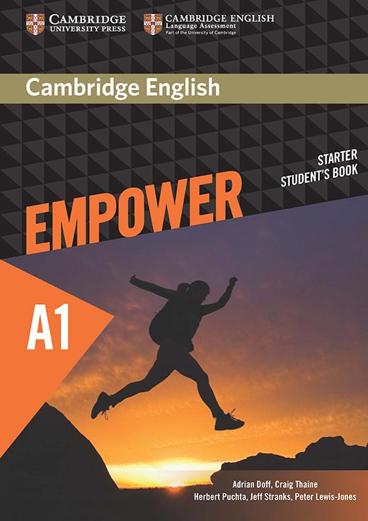 What is Cambridge English Empower?